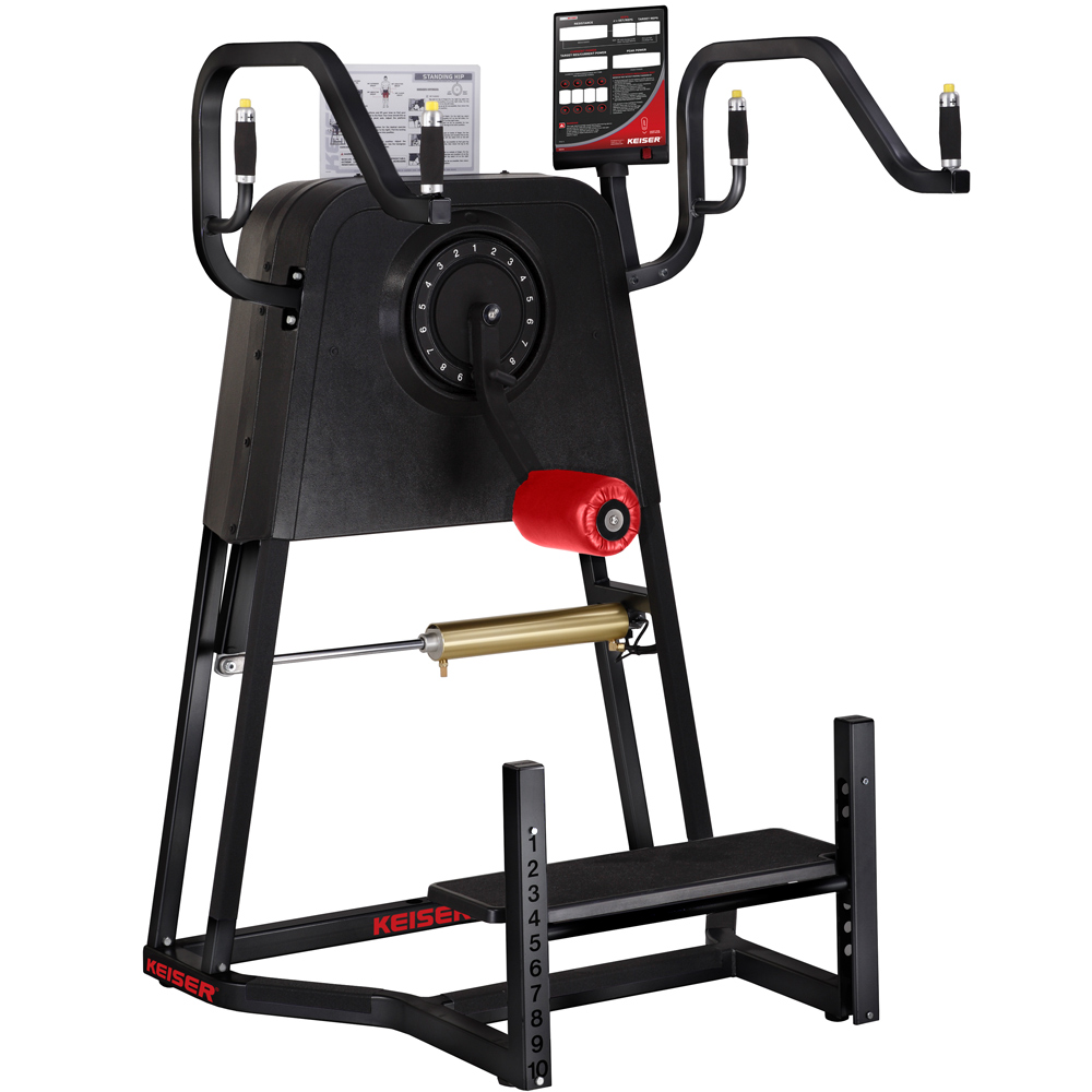 hip flexion machine