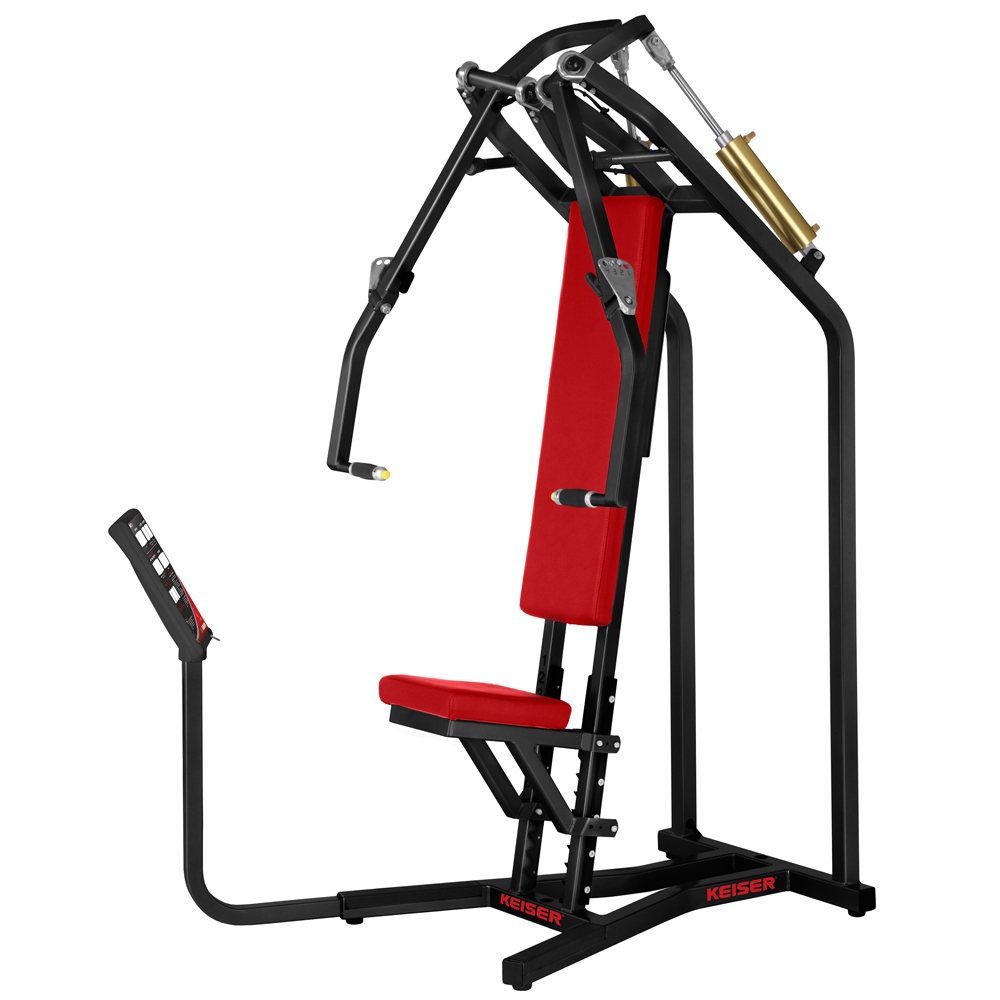 biaxial chest press strength training keiser. Black Bedroom Furniture Sets. Home Design Ideas