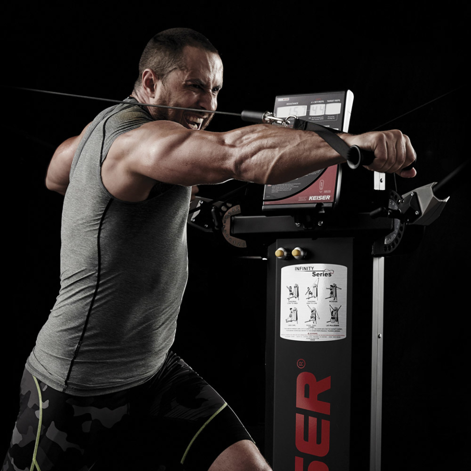 Functional Training Fitness Equipment Keiser