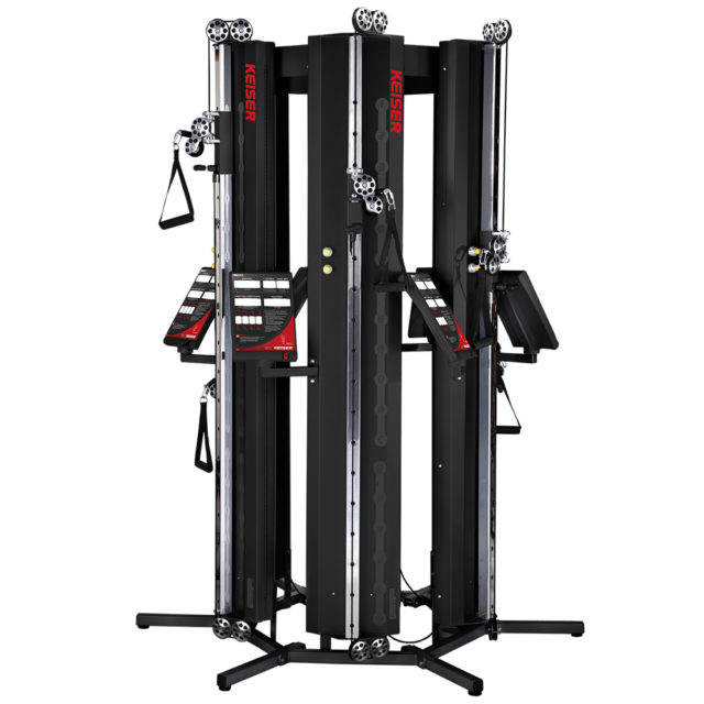 Keiser Six Pack Functional Trainer UK