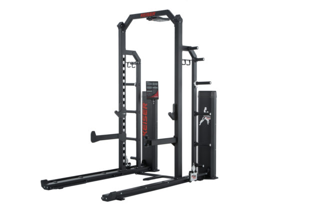 Keiser Half Rack UK