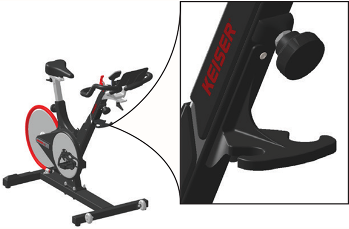 M Series Strider Elliptical Preparation